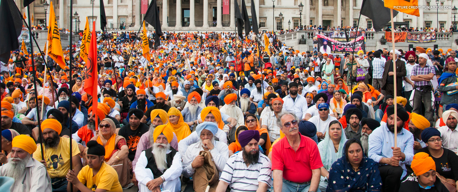 01 - We aim to support and showcase the positive activities of the Sikh Community at regional, national and international levels