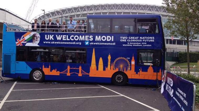 Modinotwelcome sikhpa modi not welcome bus m4hsunfo