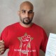 Arjan Singh Bhullar signs